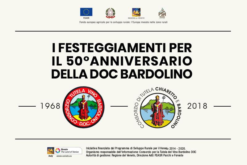 50 anni del Consorzio Bardolino